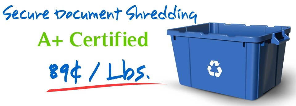 residential shredding Massachusetts