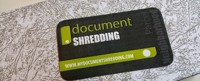 shredding company MA NH ME RI