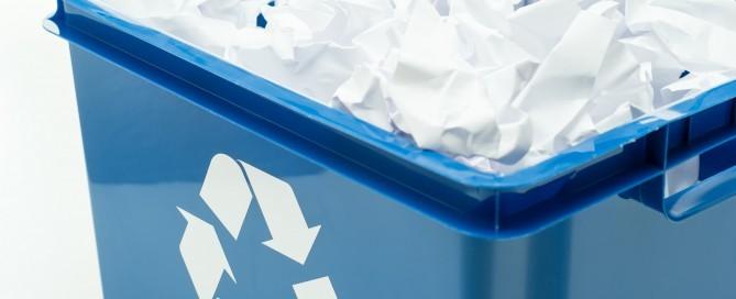Drop Off shredding Location