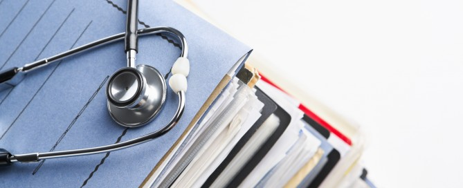 Medical record shredding company